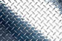 Рифлений листовой алюминий