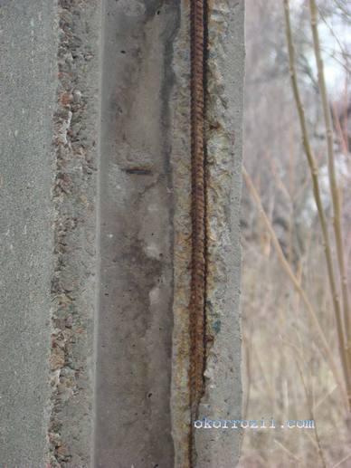 Бетон коррозия купить хороший бетон